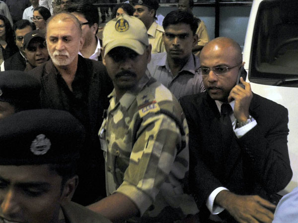 Tejpal's judicial remand extended