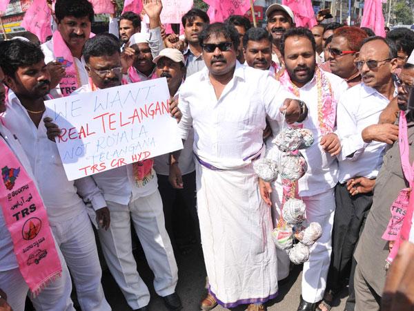 President gives go-ahead to Telangana
