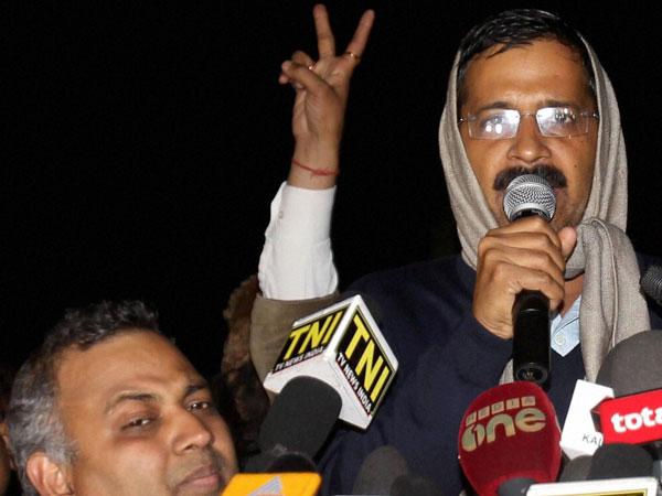 Live: Kejriwal holds press conference