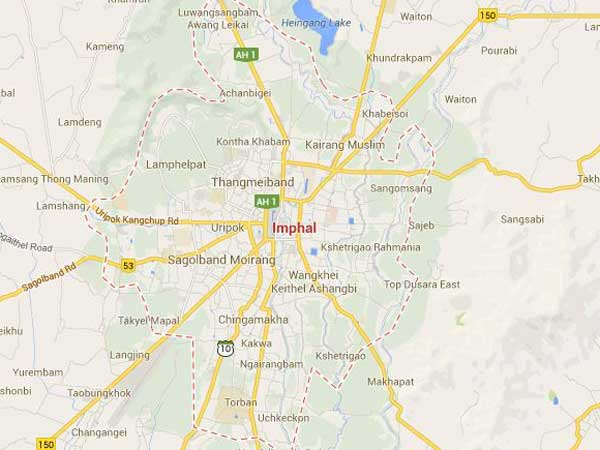 Manipur journalist beaten up