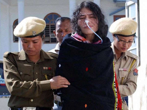 Irom Sharmila rejects AAP's offer