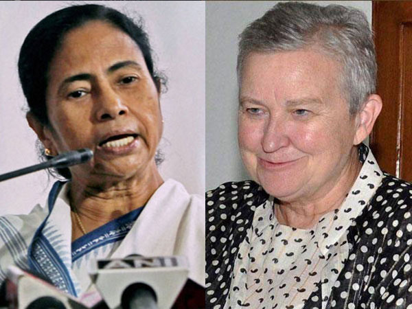 Nancy Powell seeks meeting with Mamata