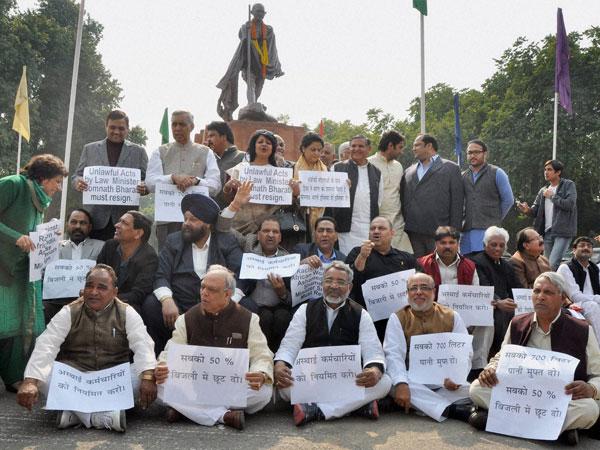 Delhi: Lt Guv against tabling of bill