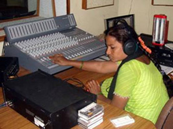 Radio Day: UN seeks voice for women