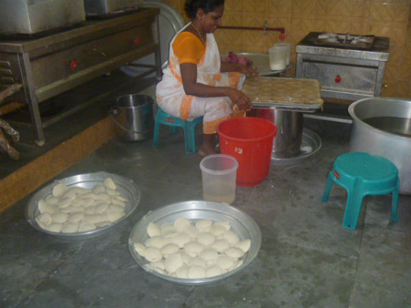 In pics: Amma's cheap idlis, a big hit in Bangalore