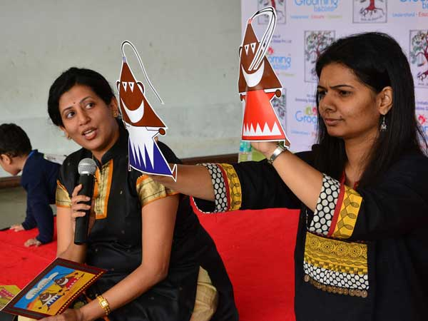 'Under the Peepal Tree' was a two day cultural extravaganza