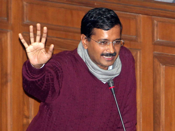 Kejriwal wants to boost industries