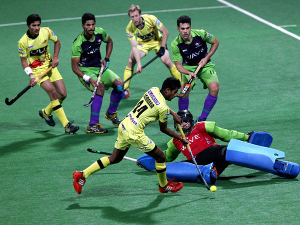 Hockey Championship in Lucknow from Feb