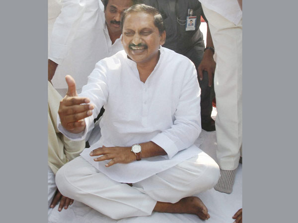 Kiran Kumar to quit soon, may float a new party: Ministers