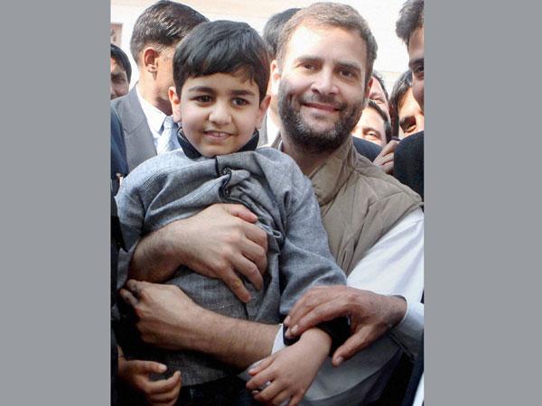 Rahul Gandhi praises PM