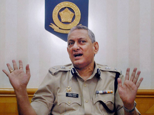Rakesh Maria new Mumbai top cop