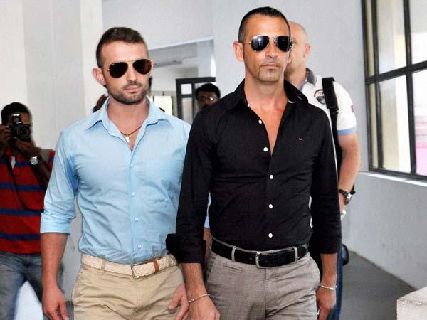 Italian Mariners