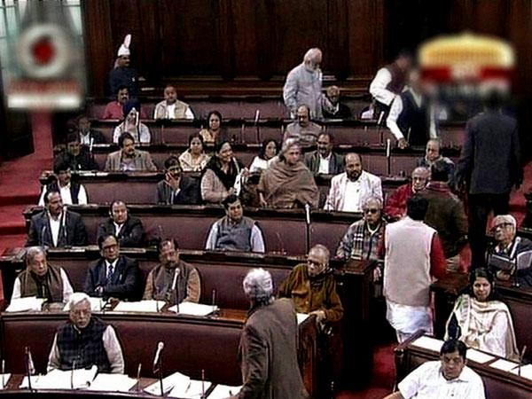 Rajya Sabha gives farewell to members