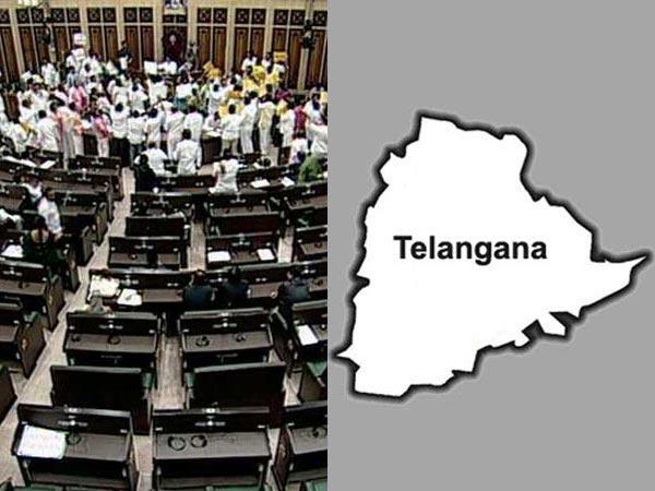 Follow the updates: Telangana Bill in parliament again