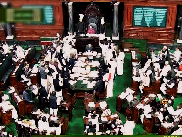 Lok Sabha orchestrated media blackout during T-Bill session