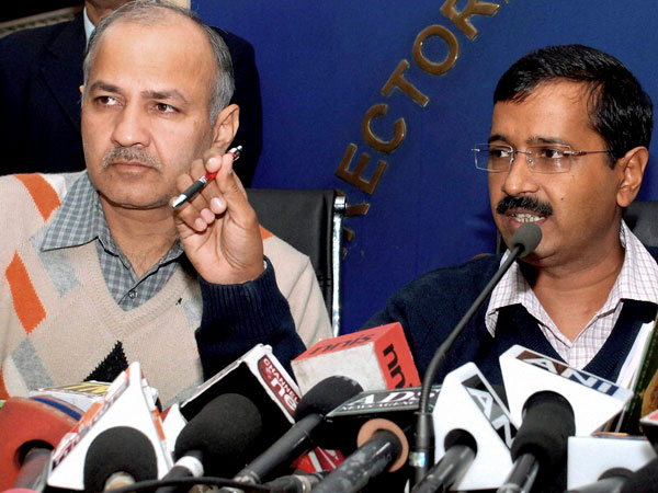 AAP challenges Najeeb Jung's decision