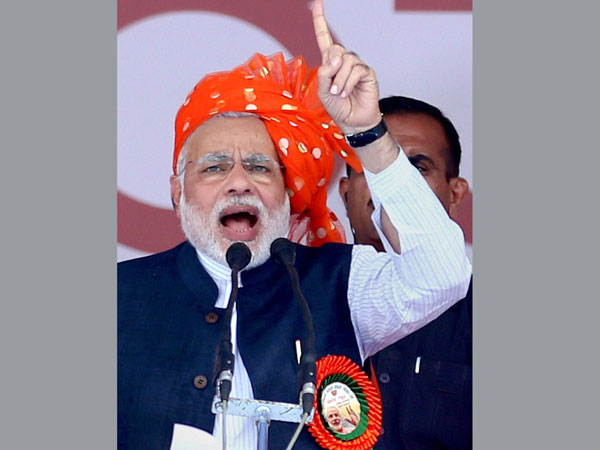 Live updates: Modi's rally in Ahmedabad
