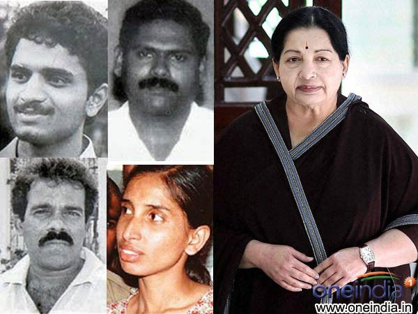 Rajiv Gandhi killers to be freed: Centre to move SC