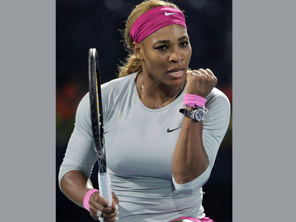 Serena Williams at her best