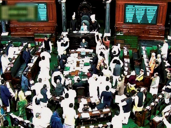 Bad show: Winter Session of 15th Lok Sabha ends today