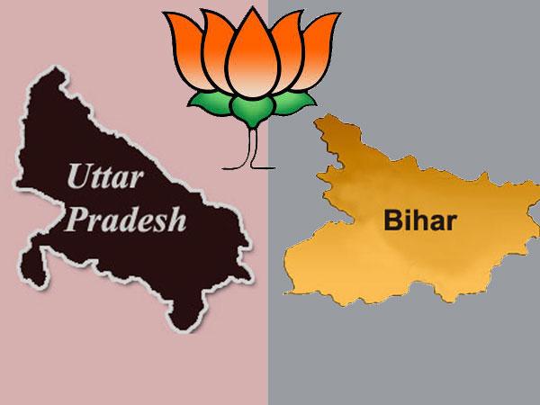 BJP to win in UP, Bihar