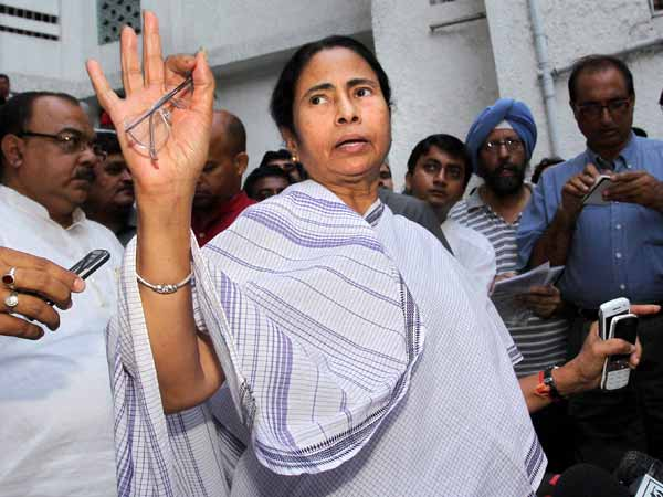 Mamata says BJP- Cong have a syndicate