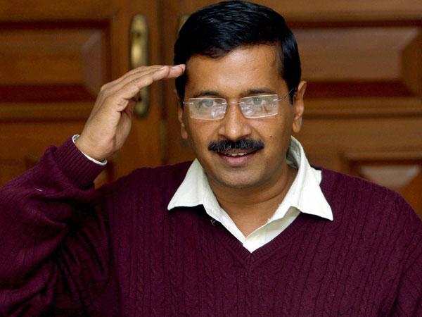 Kejriwal to challenege Modi in Guj?