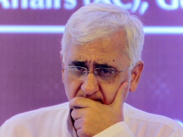 Salman Khurshid
