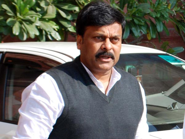Chiranjeevi likely to become Andhra CM