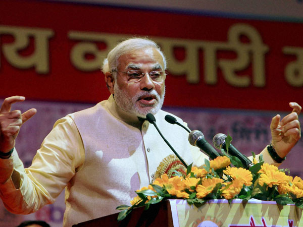Modi launches e-nagar project in Gujarat