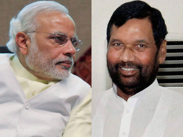 Modi and Paswan