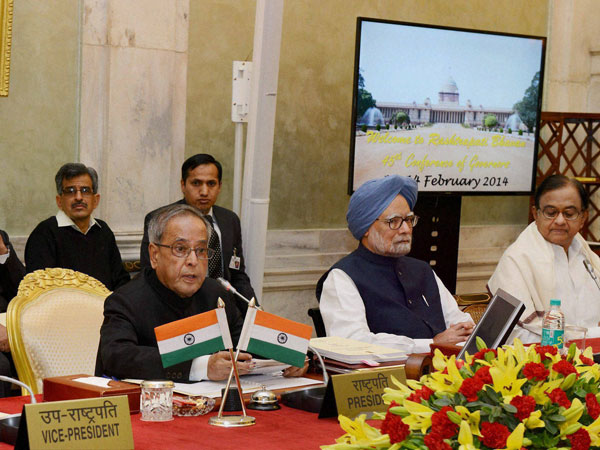 In Pics: Governors Conference at Rashtrapati Bhavan