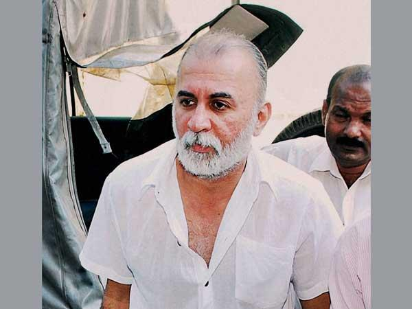 Mobile phone found in Tarun Tejpal's prison cell