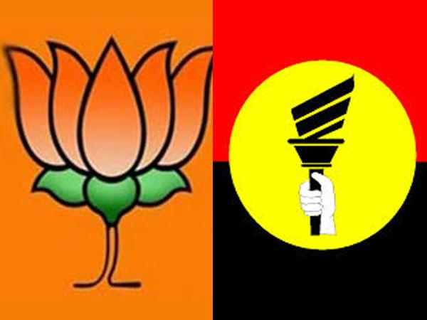 Confirmed: DMDK-BJP form alliance in Tamil Nadu for LS polls