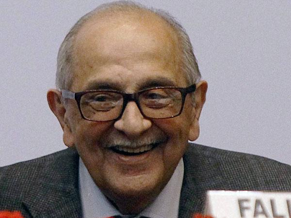 Fali Nariman declines committee membership of Lokpal Search committee