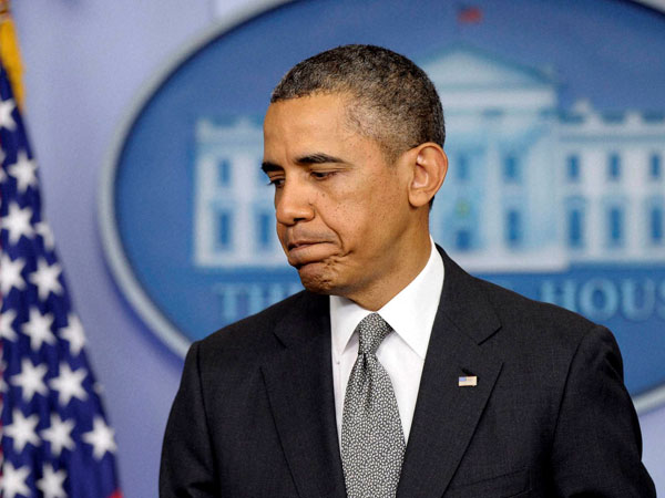 Obama warns of military intervention