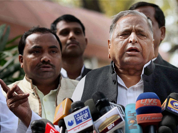 Mulayam to address rally in Allahbad