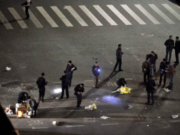 China: EU, Pak condemns terror attack, Media blames minority group