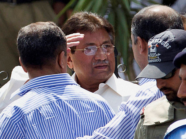 Musharraf's hearing postponed