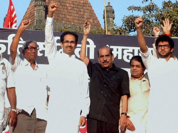 Shiv Sena leaders