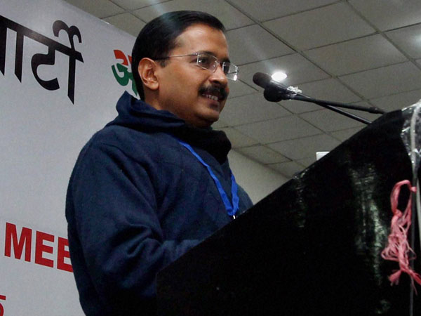 """Let us see,"" says Kejriwal on contesting LS poll against Modi"