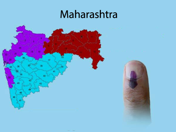 Maharastra schedule for Lok Sabha polls