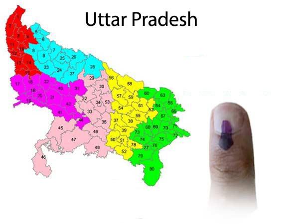 A preview of schedule in Uttar Pradesh