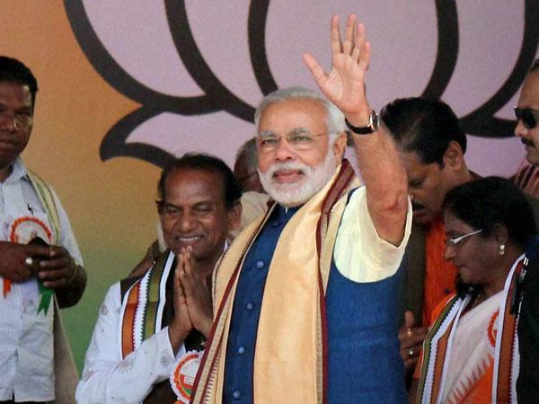 Campaign heat: Modi to address 4 rallies a day