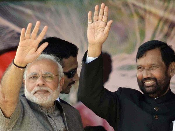 Paswan and Modi