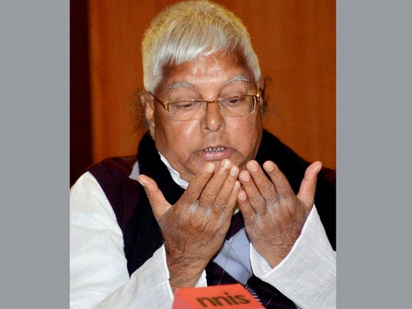 Revolt in Lalu Prasad's RJD