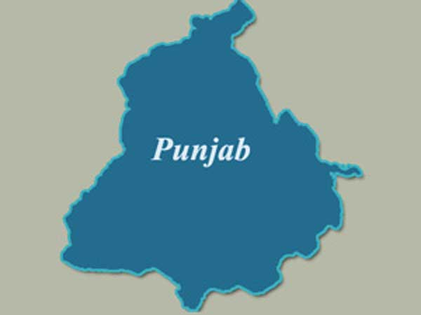 Opposition leaders protest in Punjab