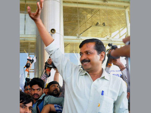 Kejriwal to address a rally in Ahmedabad