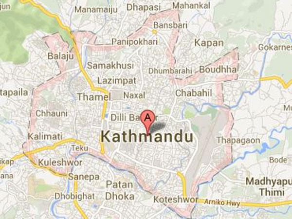 Plane catches fire on landing in Kathmandu