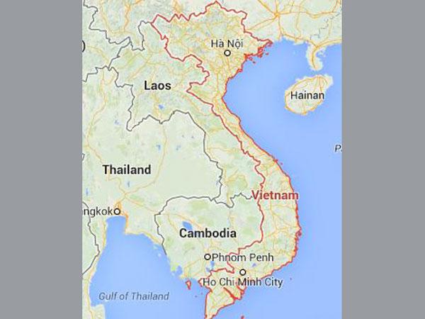Malaysian plane crashed into the sea: Vietnam media